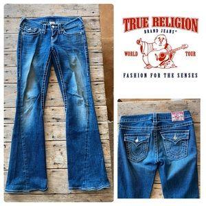 True Religion Women's Boot Cut Jeans Size 26